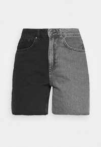 The Ragged Priest - HALF AND HALF - Jeansshorts - charcoal - 3
