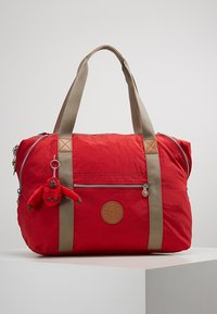 Kipling - ART M - Shopping bag - true red - 4