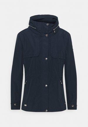 NARELLE - Waterproof jacket - navy