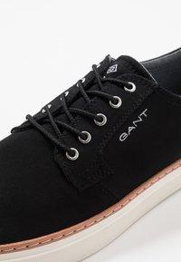 GANT - PREPVILLE - Zapatillas - black - 5