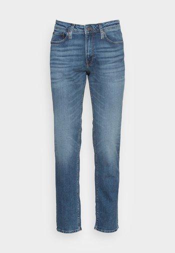 JJICLARK JJORIGINAL - Jeans a sigaretta - blue denim