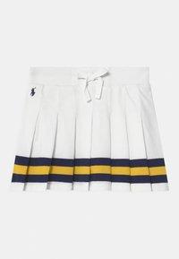 Polo Ralph Lauren - Mini skirt - white/multi - 0
