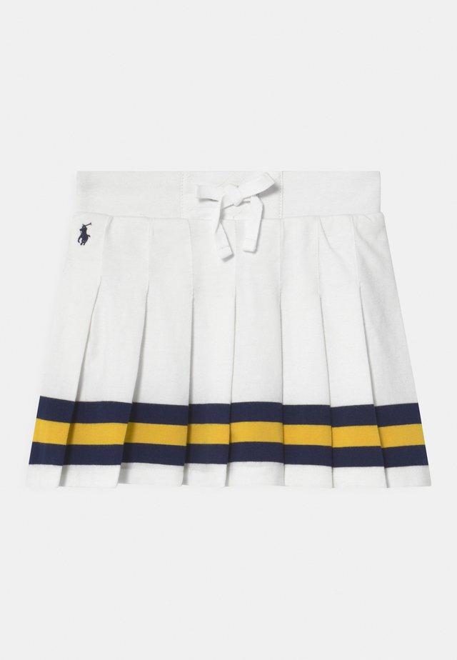Minifalda - white/multi