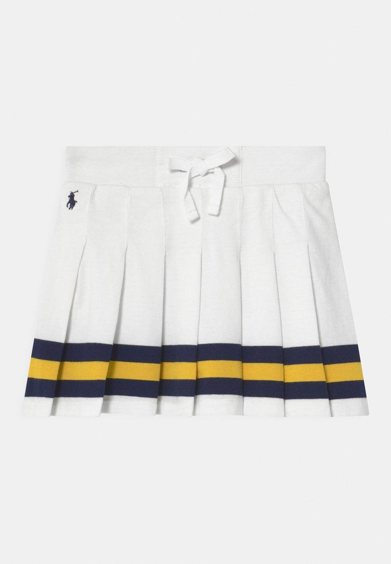 Polo Ralph Lauren - Mini skirt - white/multi