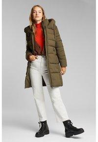 Esprit - Winter coat - khaki green - 1