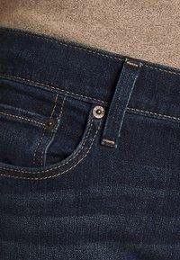 Hollister Co. - Slim fit jeans - dark blue denim - 5