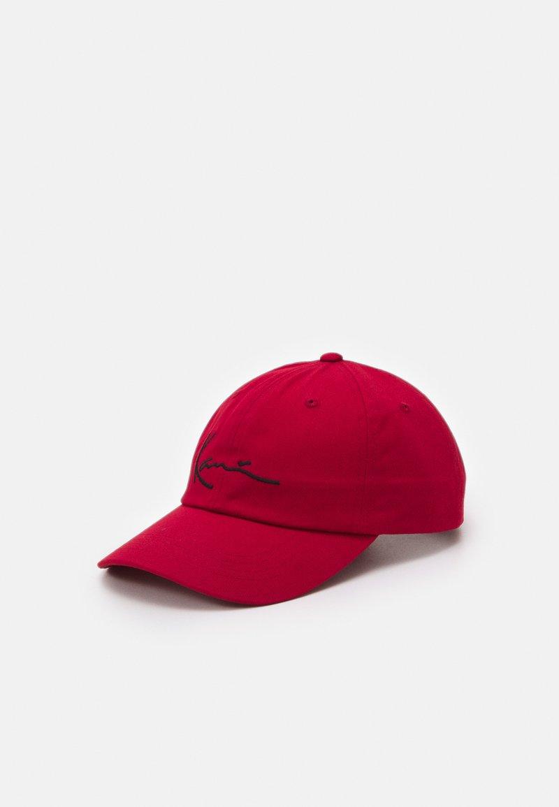 Karl Kani - SIGNATURE UNISEX - Casquette - red