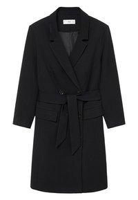 Mango - BLAKE1 - Košilové šaty - black - 2