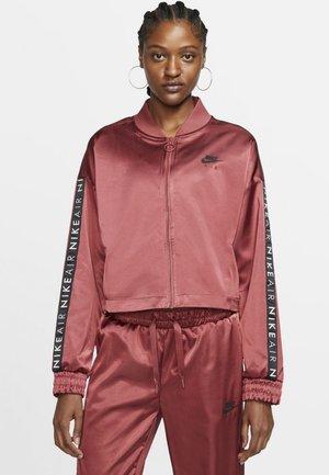 AIR - Training jacket - dark red