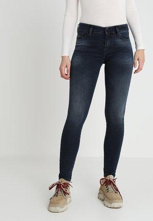 SLANDY - Skinny džíny - indigo