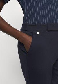 Lauren Ralph Lauren - MODERN PONTE PANT - Kalhoty - navy - 5