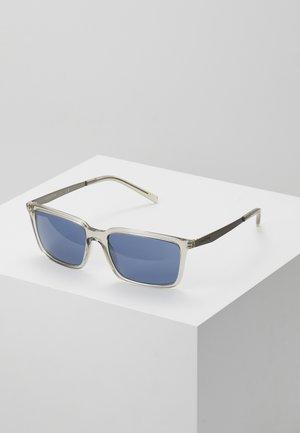 Sunglasses - transparent/beige