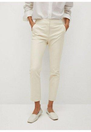 COFI7-N - Kalhoty - beige