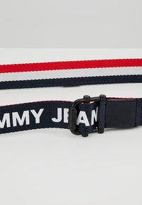 Tommy Jeans - ROLLER WEBBING BELT  - Belt - blue - 4