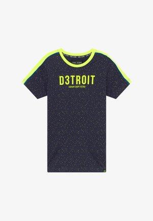 KIDS CRINAN - T-Shirt print - navy