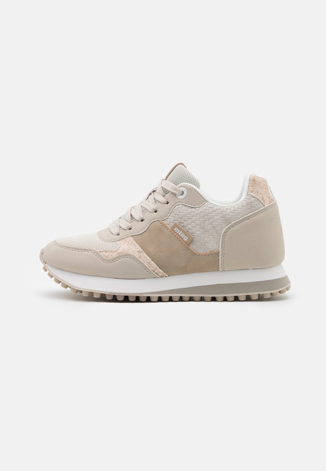 SELVA - Sneakers laag - taupe