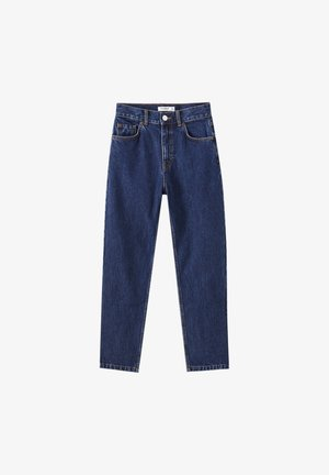 MOM - Relaxed fit jeans - stone blue denim