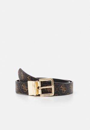 WASHINGTON PANT BELT - Belt - brown