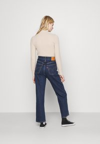 Levi's® - RIBCAGE STRAIGHT ANKLE - Jeans straight leg - noe dark mineral - 2