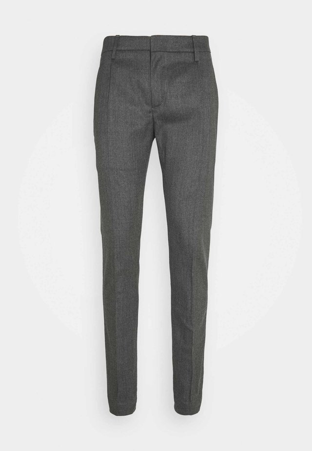 PANTALONE GAUBERT PINCES - Broek - grey
