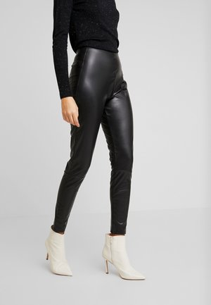 FAITH - Leggings - Trousers - black