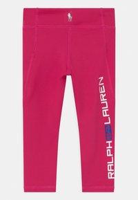 Polo Ralph Lauren - ACTIVE - Leggings - Trousers - sport pink - 1