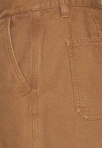 Nudie Jeans - LAZY LEO - Tygbyxor - cinnamon - 3