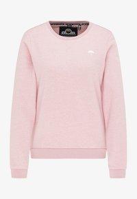 Schmuddelwedda - Sweatshirt - rosa melange - 4