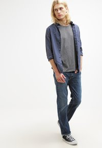 Pepe Jeans - KINGSTON ZIP - Jeans straight leg - I55 - 1