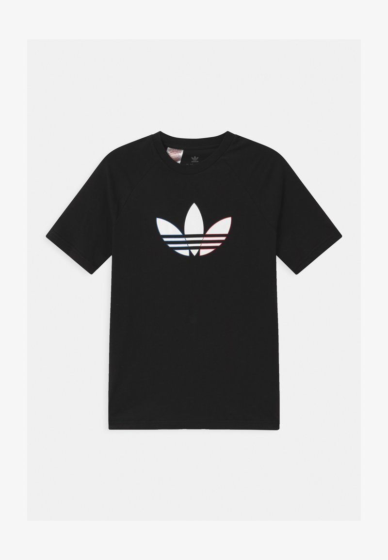 adidas Originals - TEE UNISEX - Camiseta estampada - black