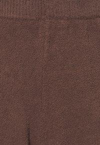 Monki - CALAH TROUSERS - Trousers - brown - 5