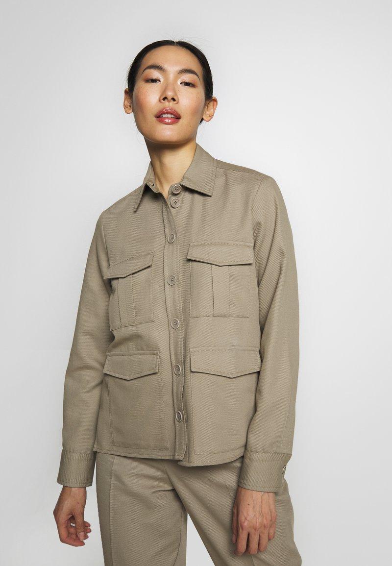Filippa K - HANNA JACKET - Lehká bunda - khaki