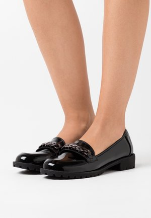 BROOKE - Slip-ons - black