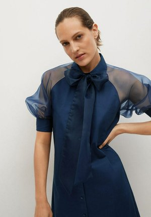 Shirt dress - donkermarine