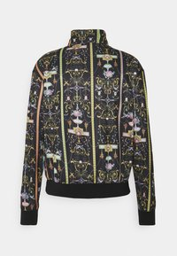 Versace Jeans Couture - TECNO PRINT TUILERIES  - Training jacket - black - 8