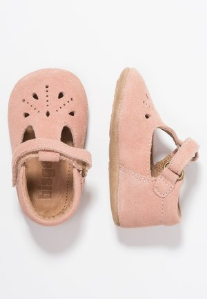 BLOOM HOME SHOE - Babyschoenen - peach