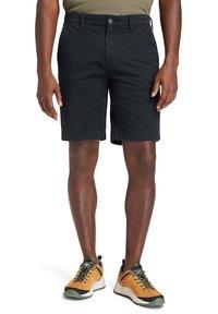 Timberland - SQUAM  - Shorts - black - 0