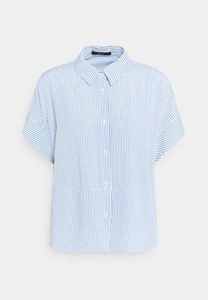 ZARKO  - Button-down blouse - universe blue