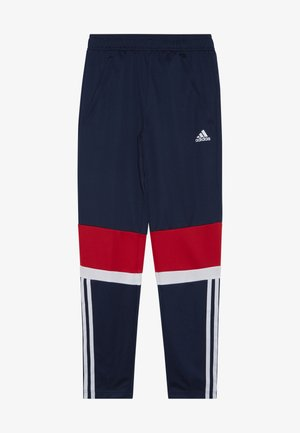 Tracksuit bottoms - conavy/vivred/white