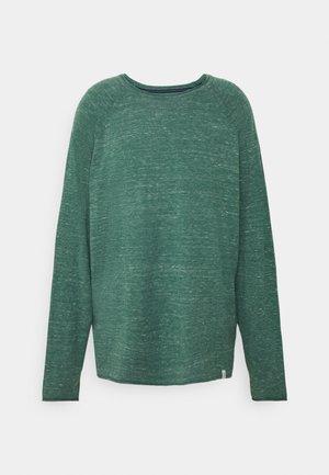 Maglione - mottled green