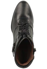 NeroGiardini - Lace-up ankle boots - black bk 100 - 1