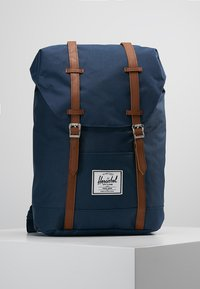 Herschel - RETREAT - Zaino - navy - 0