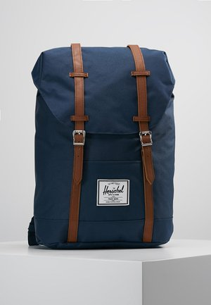 RETREAT - Mochila - navy