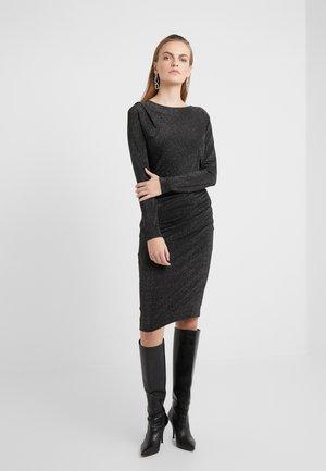 IZLA - Jerseykleid - black