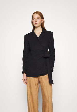 WRAP - Blazer - black