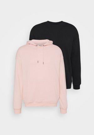 UNISEX - Hættetrøjer - pink
