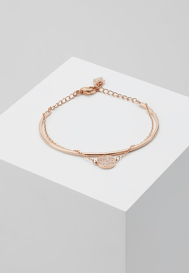 GINGER BANGLE - Rannekoru - rose gold-coloured