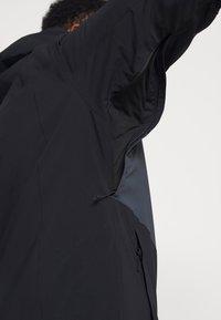 Salomon - HIGHLAND - Veste de ski - black/ebony - 6