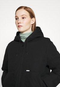 Carhartt WIP - BROOKE JACKET - Light jacket - black - 4
