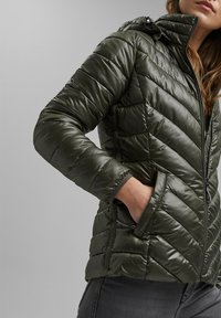 Esprit - Winter jacket - khaki green - 4